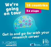 Euraxess on tour