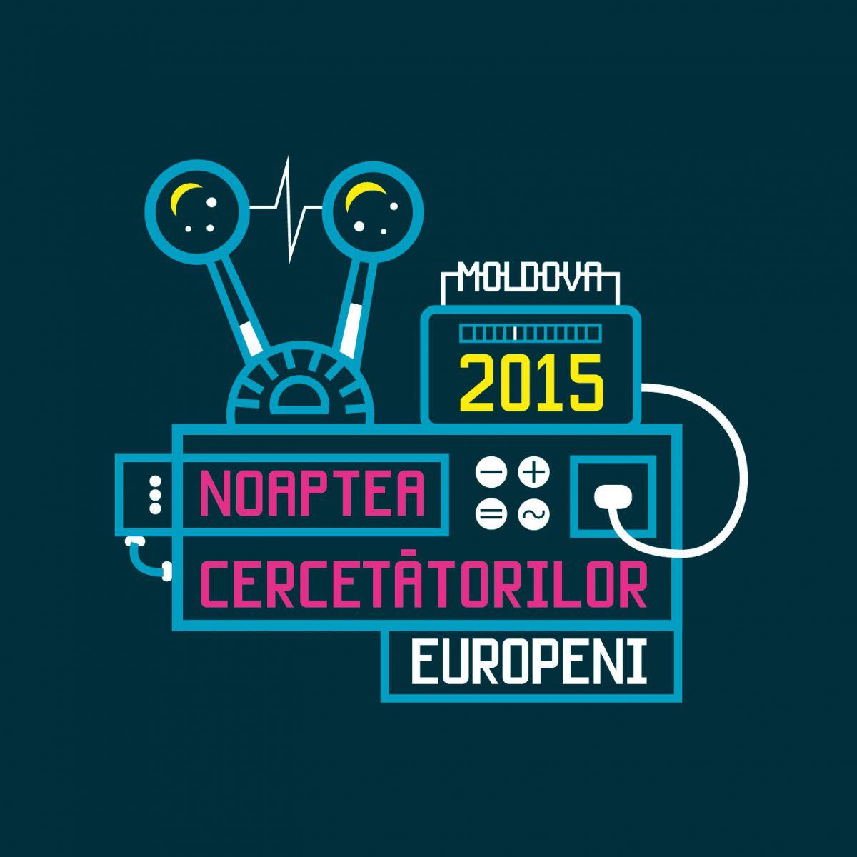 Noaptea Cercetatorilor Europeni - 2015