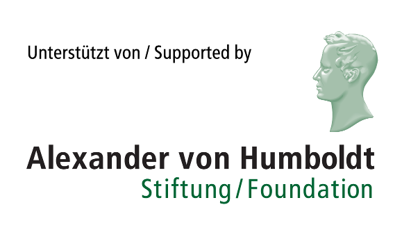 Supported by Alexander von Humboldt Foundation